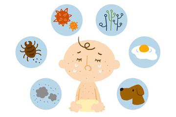 alergije kod dece