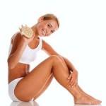 četkanje kože - anticelulit tretman