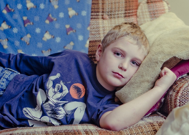 Kandida se često javlja kod dece