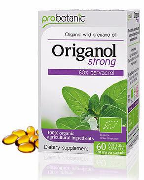origanol strong divlji origano