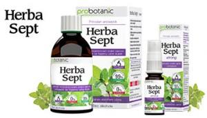 Probotanic - Herba Sept i Herba Sept strong
