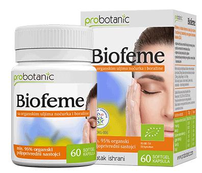 Šta su Biofeme kapsule i kako vam mogu pomoći?