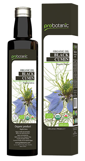 Probotanic Black cumin oil