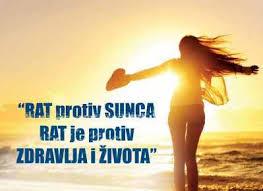 rat protiv sunca