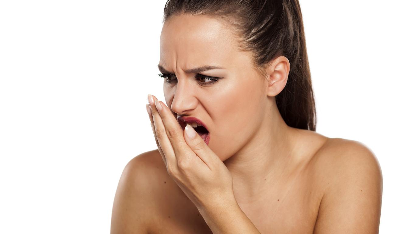 Neprijatan zadah – prirodni lek