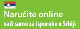 Naručite online - samo za Srbiju