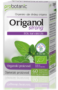ulje divljeg origana - origanol strong