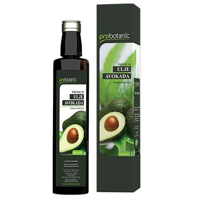 ulje avokada probotanic 250ml