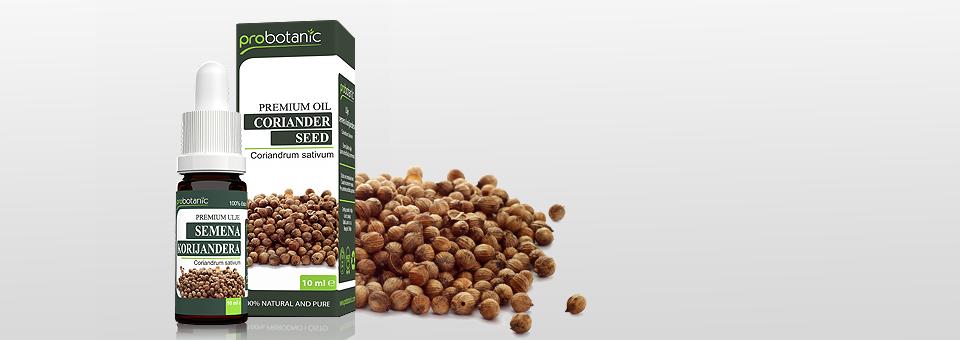 Ulje semena korijandera